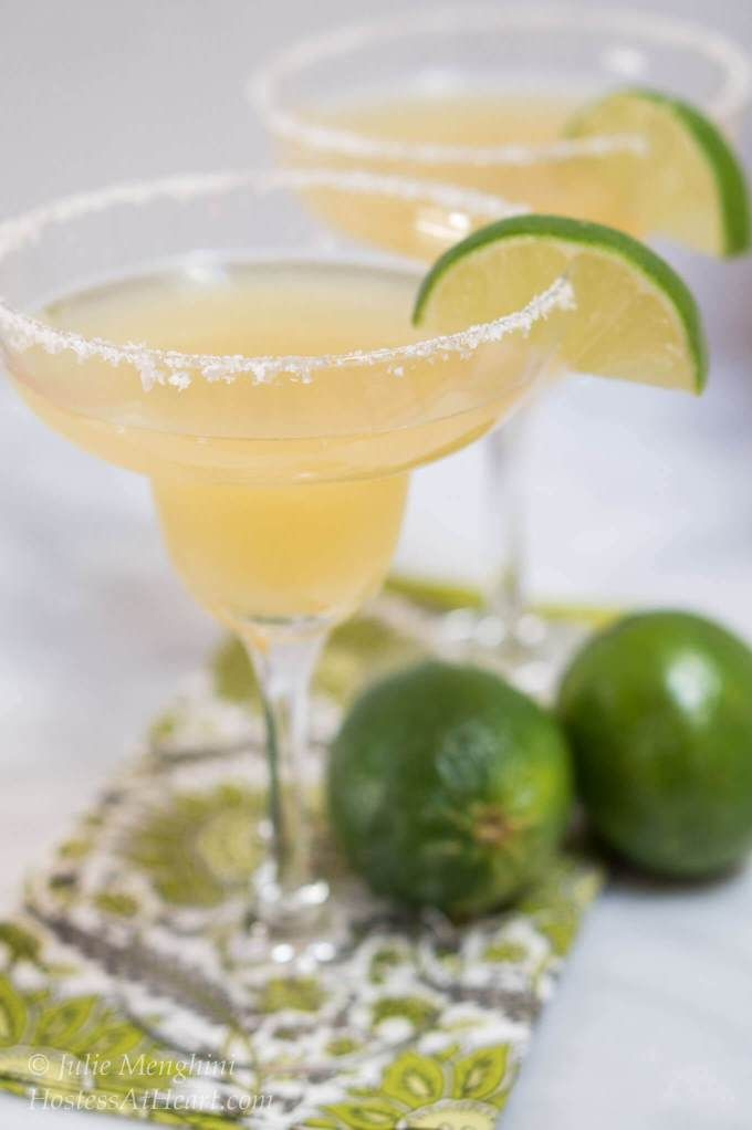 Fresh Margarita Recipe