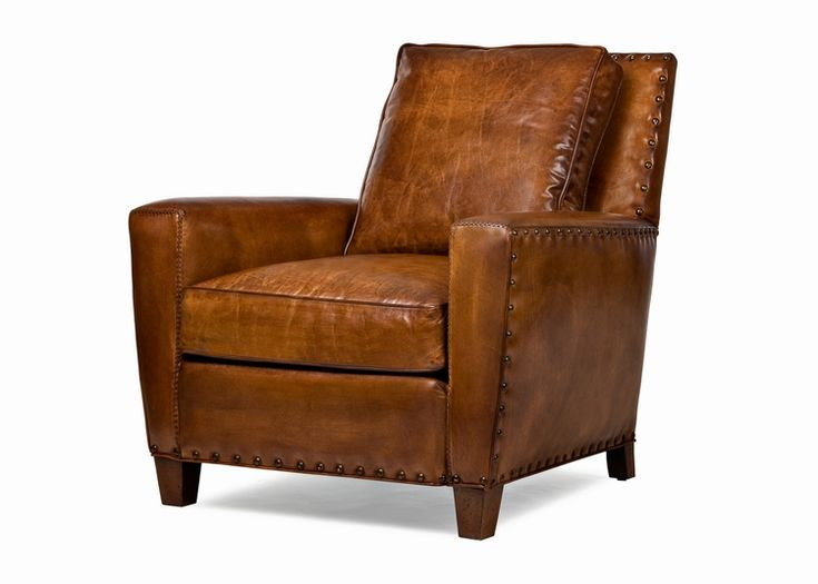 Hancock And Moore 5484 Leslie Chair Discount Furniture At Hickory Park  Furniture Galleries