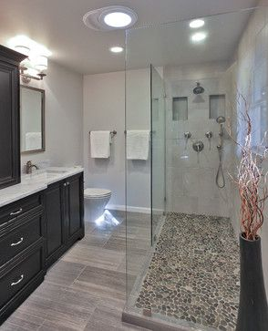 Whole House - Fairfax Station VA - Transitional - Bathroom - Dc Metro - Kingston Design Remodeling