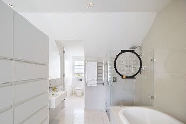 the open house - contemporary - Bathroom - Sydney - elaine richardson architect