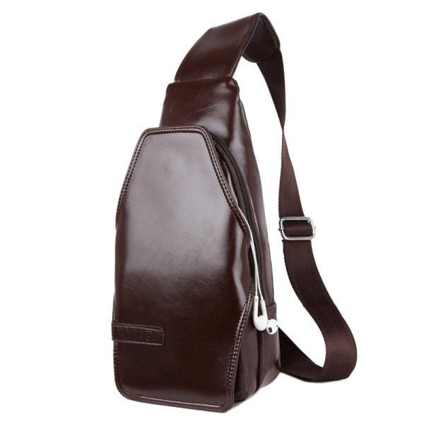 xmas  Christmas  RoseWholesale -  Rosewholesale New Men S Chest Bag Casual  Korean Pockets 01a1668478
