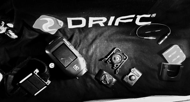 La #DriftGhostS lista para captar tus #viajes, #deportes, #trabajos y todo lo que te gusta hacer. #LiveOutsideTheBox!  Conoce más en: http://bit.ly/Ghost-S