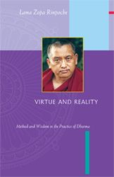 """By destroying the seeds of delusion, we attain nirvana... We free ourselves of disturbing thoughts, immediately experience peace and satisfaction...""  -Kyabje Lama Zopa Rinpoche.  From the book 'Virtue and Reality', FREE for the print edition, or for a nominal price for various eBook formats. http://www.lamayeshe.com/shorty/Virtue-and-Reality/"