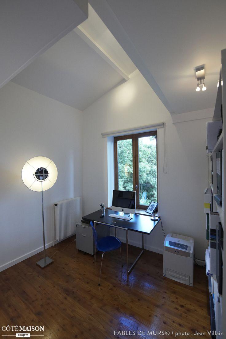 les 25 meilleures id es de la cat gorie plafond inclin sur pinterest placard de plafond. Black Bedroom Furniture Sets. Home Design Ideas