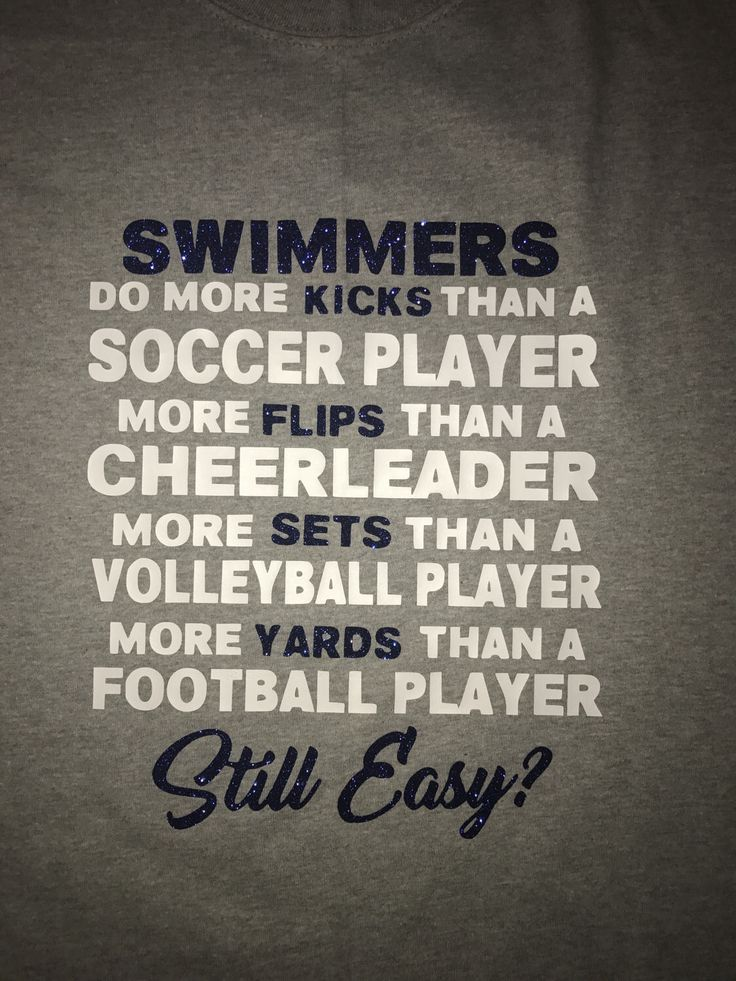 A personal favorite from my Etsy shop https://www.etsy.com/listing/507624586/usa-swim-t-shirt-funny-t-shirt-sayings