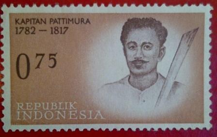 Kapitan Patimura, 1782-1817  Indonesia Heroes