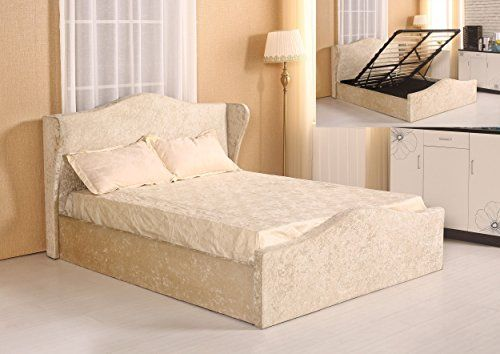 MODERNIQUE® Crush Velvet upholstered King Sized Bed with ... https://www.amazon.co.uk/dp/B06XFJYM6L/ref=cm_sw_r_pi_dp_x_JDfFzb9QVMQ4D