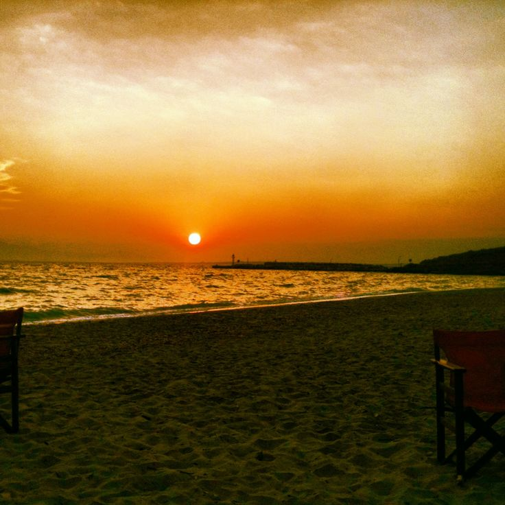 Chios Island Sunrise