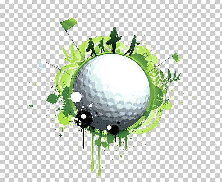 Golf Ball Flyer Golf Club Golf Course Png Blue Brochure Caddie Charitable Organization Computer Wallpaper Golf Clubs Golf Ball Golf