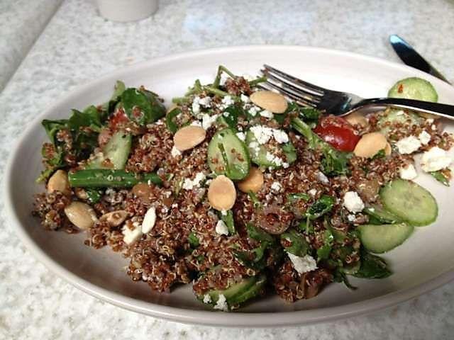 Mediterranean Chopped Salad...from True Food Kitchen
