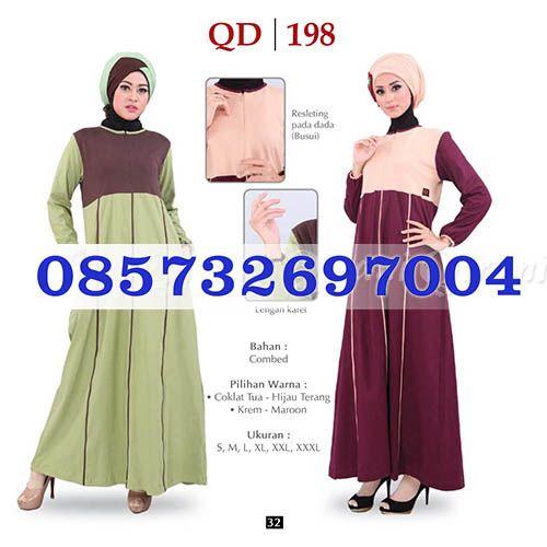 Gamis Qirani Dewasa Model 198 Hubungi 085732697004 PIN BB D10F64D6