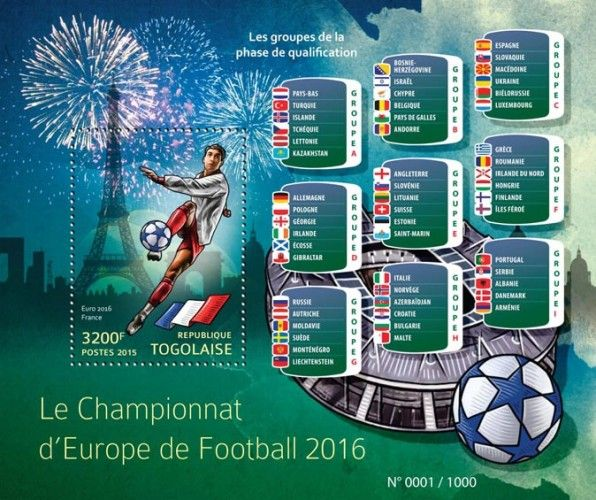 TG15408b European Football Championship 2016