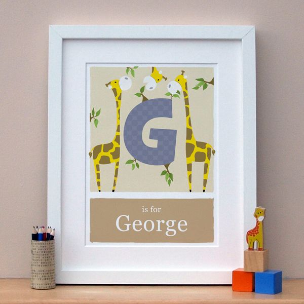94 best personalised prints pictures images on pinterest name