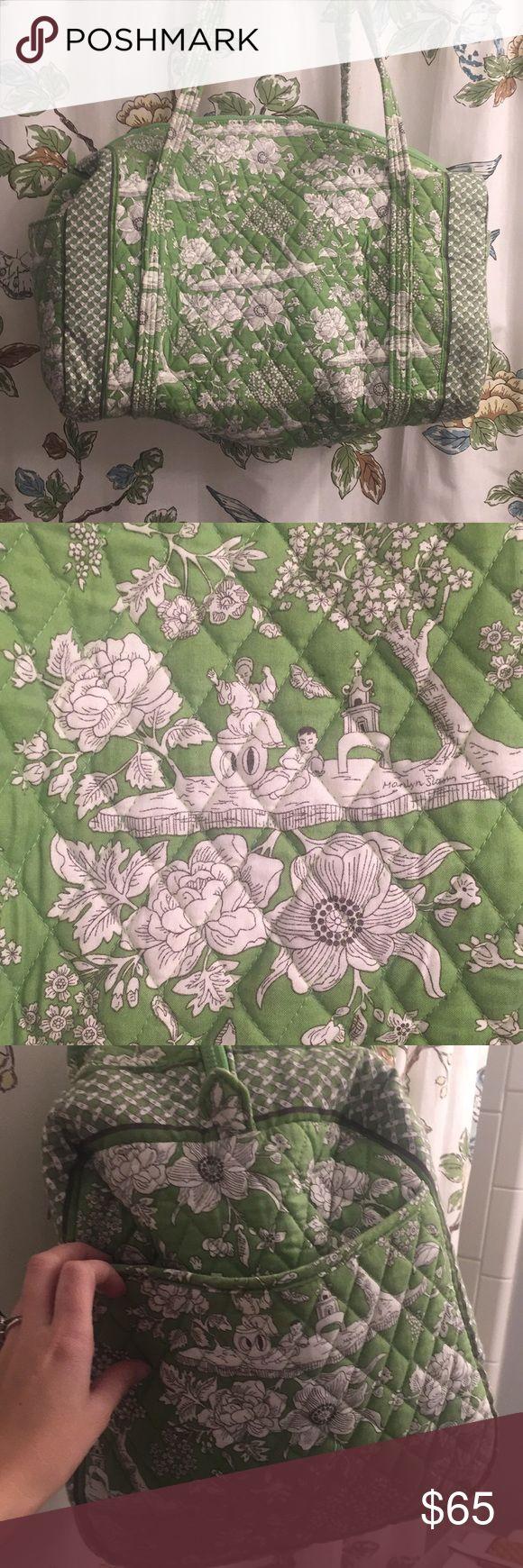 Vera Bradley Weekender Bag Never been used!! Asian Pattern Vera Bradley Weekender Bag. Vera Bradley Bags Travel Bags