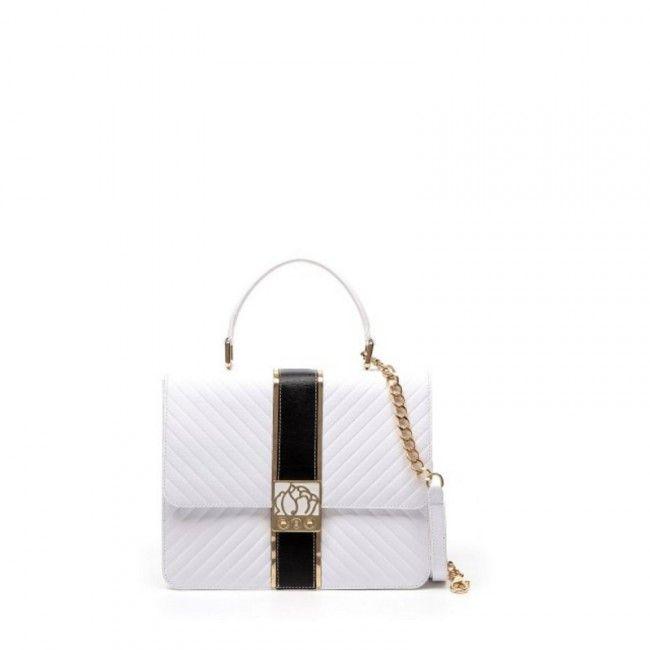 Borsa Braccialini bauletto con tracolla Ginseng B10420 - Scalia Group #borse #braccialini #glamour #fashion