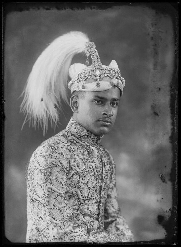 Sri Padmanabha Dasa Bala Rama Varma, Maharaja of Travancore By Rohit Sonkiya