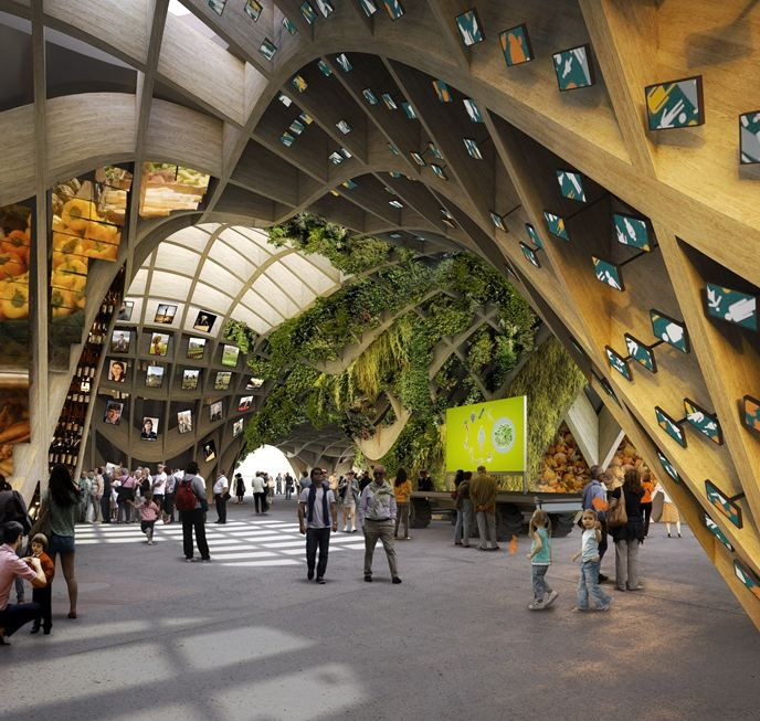 France Pavilion At Expo Milano 2015 - Picture gallery