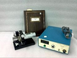 22659 - Autocollimator with 2 Axis Mount Micro-Radian for sale at BMI Surplus.