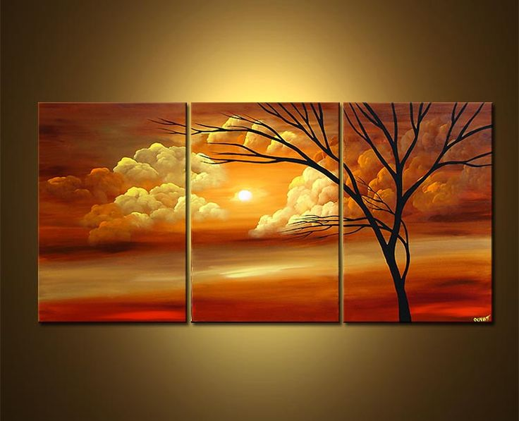 Landscape Painting Greatest Love Of All 3770 Canvas