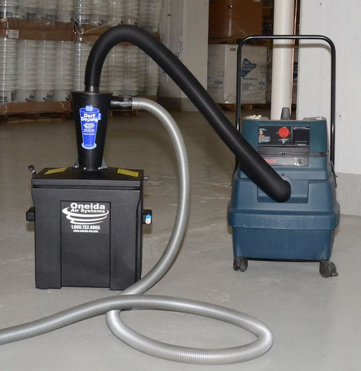 AXD000009 - Oneida Dust Extractor for Festool Vacuums
