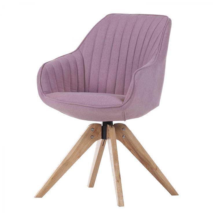Armlehnenstuhl Ermelo l   Stühle, Lederstühle, Eiche massiv