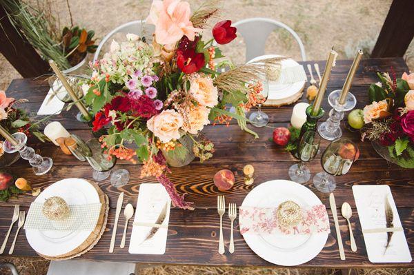 Glittery Thanksgiving Wedding Ideas Weddings And