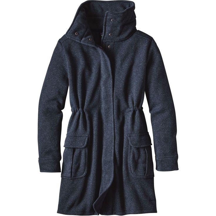 Patagonia - Better Sweater Fleece Coat - Women's - Classic Navy