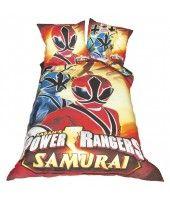 Dekbedovertrek Power Rangers Mask