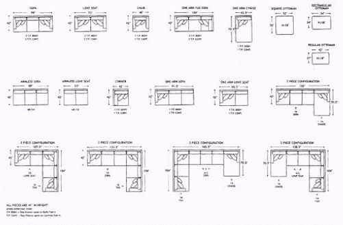 Office furniture sizes google search drafting for Blueprint sizes