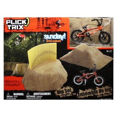 Flick Trix Stunt Set Hip Set