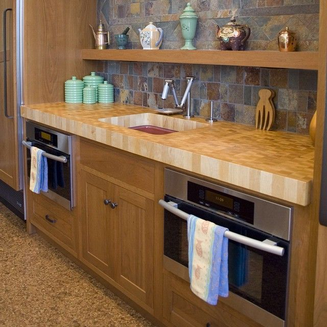 Maple Kitchen Countertops: 17 Best Images About Custom Butcher Block Countertops On
