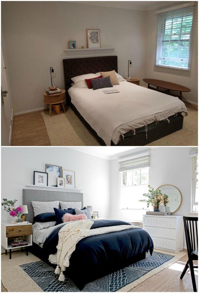 ▷ 1001 + idées et astuces pour décorer sa chambre à coucher avec