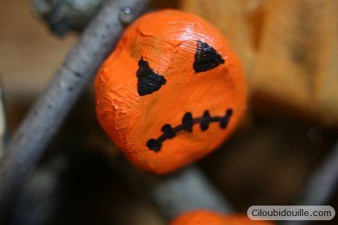 Couronnes d'Halloween
