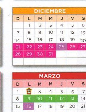 #ClippedOnIssuu from Calendario Escolar 2014 2015 Educación Media Superior
