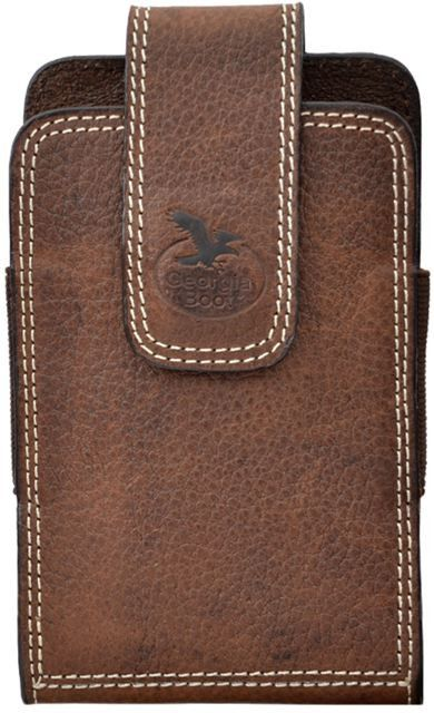(3DB-GBP138) Georgia Boot Dark Brown Cell Phone Case for iPhone 6