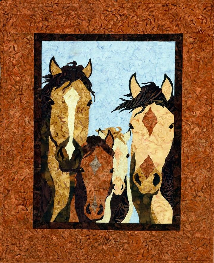 27 Best Horse Western Quilts Images On Pinterest Horse