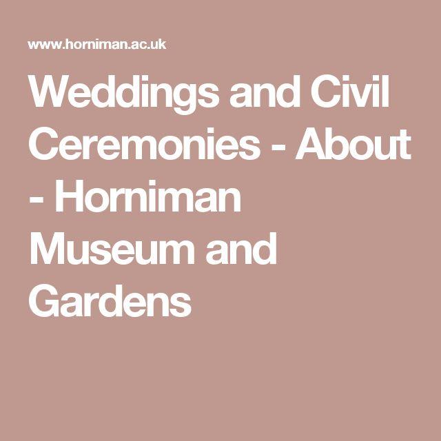 Civil Wedding Ceremony: Best 25+ Civil Ceremony Ideas On Pinterest