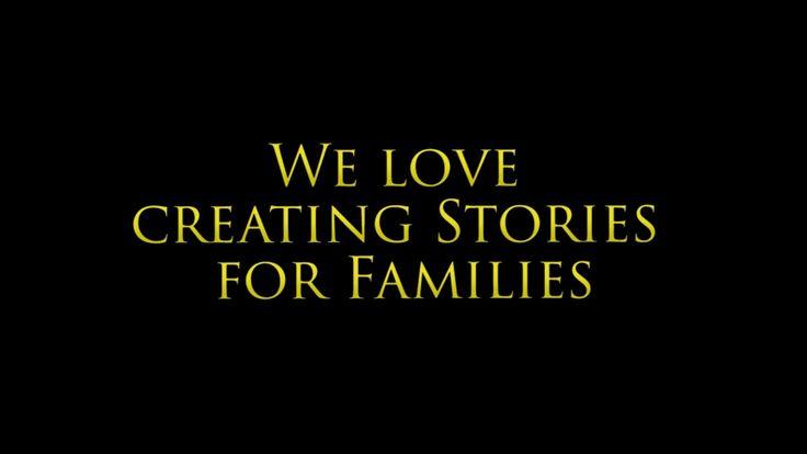 Kindle Entertainment Showreel - families