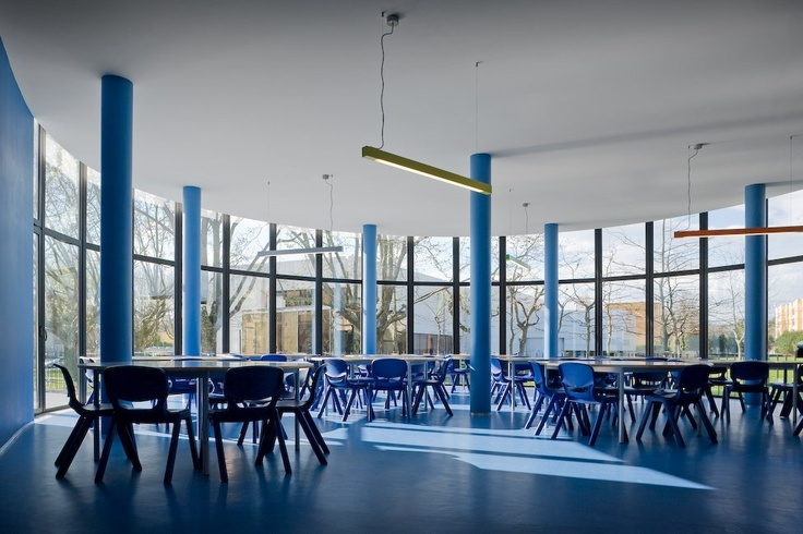 Pictures - Canteen at Primary School No.1 - Architizer