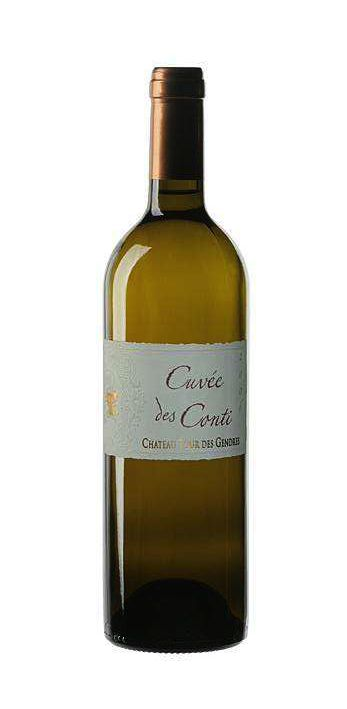 New And we love it: Chateau Tour des Gendres Cuvée des Conti 2013 - crisp dry white wine from Bergerac