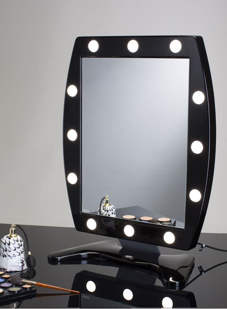 1000 Images About MAKE UP MIRRORS On Pinterest