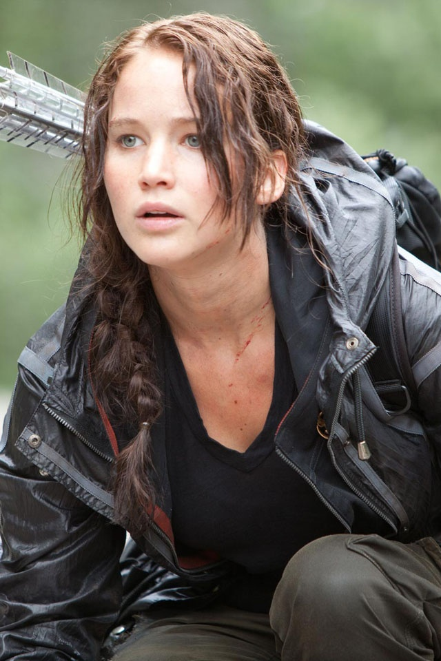 Assignment 2 my favorite book character is Katniss