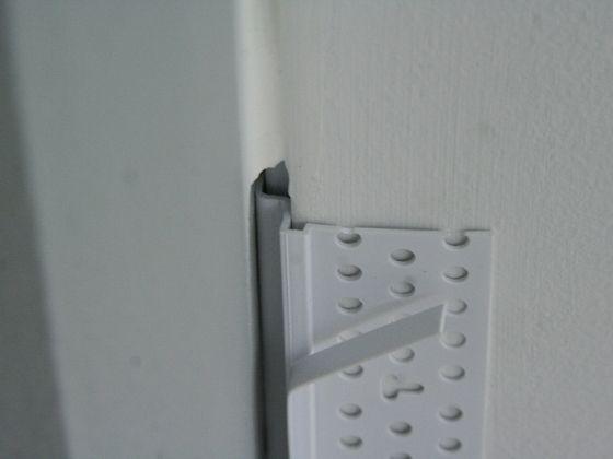 Caulk Channel Tear Away Bead Drywall Detail || Trim-Tex Drywall Products