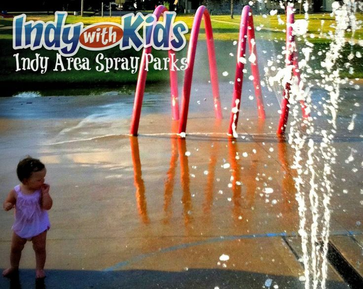 20+ FREE Spray Parks/Splash Pads in the Indianapolis Area | Indy with Kids | http://www.indywithkids.com/2011/07/water-spray-parks-free-in-indianapolis/