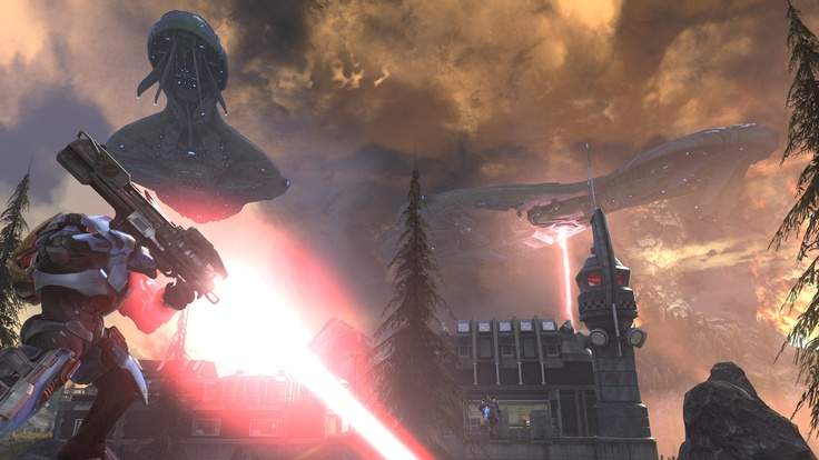 Halo Reach: Defiant Map