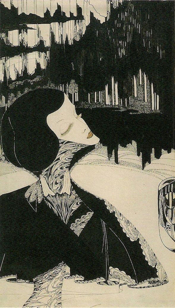karel de neree tot babberich inleiding tot extaze couperus Symbolistische boekillustraties: Jan Toorop en anderen