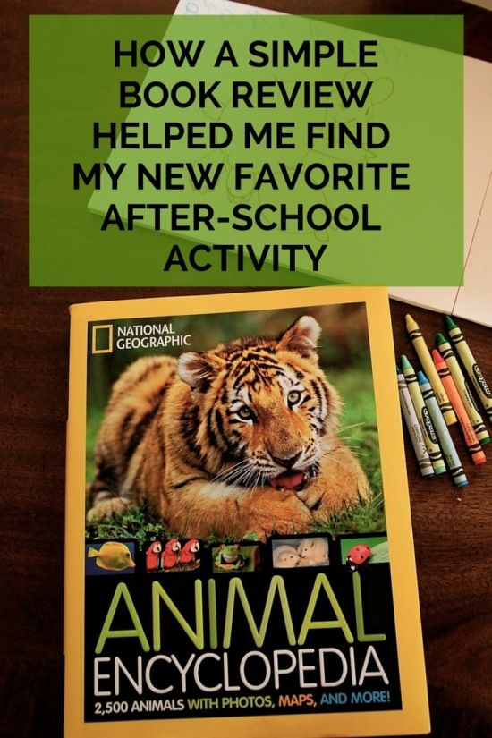 liz lamoreux - be present, be here - book review | national geographic animalencyclopedias