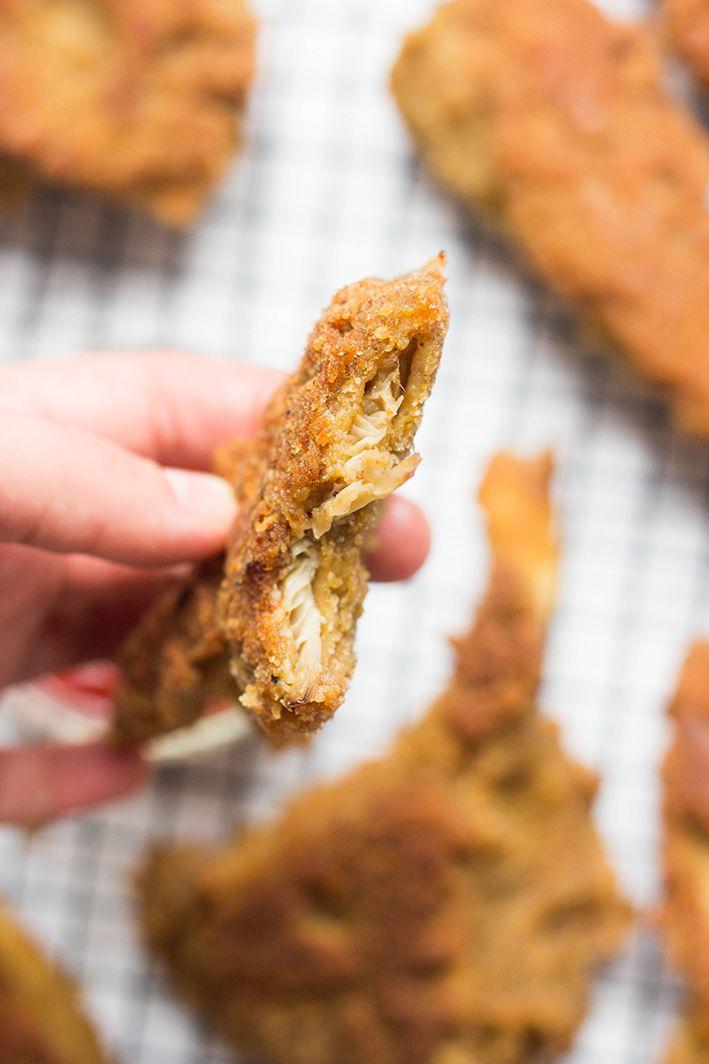 Wegan Nerd Kuchnia Roslinna Skrzydelka Z Boczniakow W Podwojnej Panierce Food Breakfast Cereal