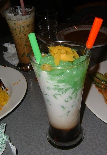 Indonesian Dessert Drink by Danburg Murmur, via Flickr