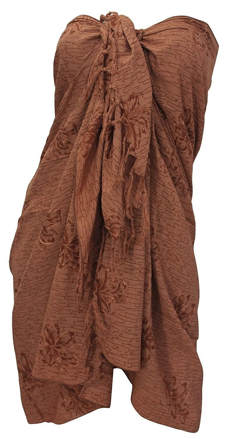 Women's Clothing, Swimsuits & Cover Ups, Cover-Ups,Sarong Bathing Suit Pareo Wra…